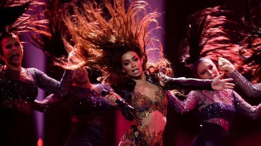 Todo es posible en Eurovisión