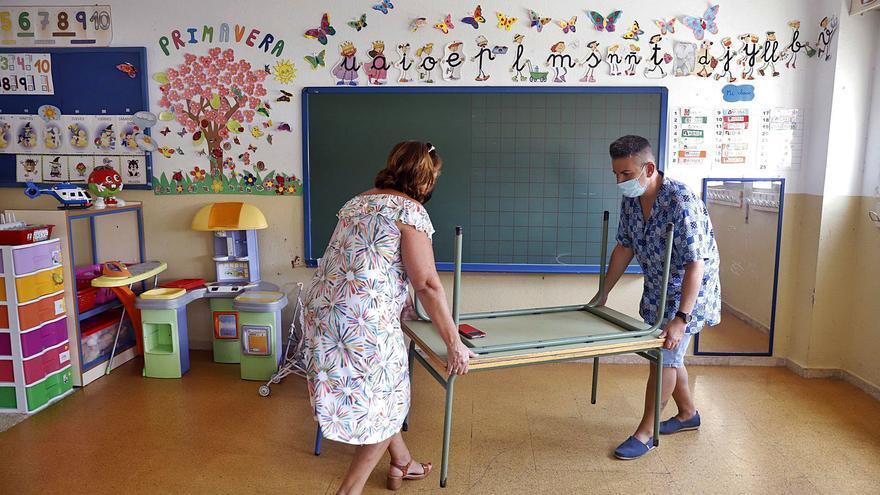 Andalucía encara la vuelta al cole con el 93,8% de la comunidad educativa ya inmunizada