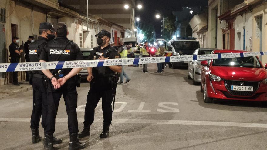 Matan a un hombre de un tiro en el pecho en una casa ocupada de Manises
