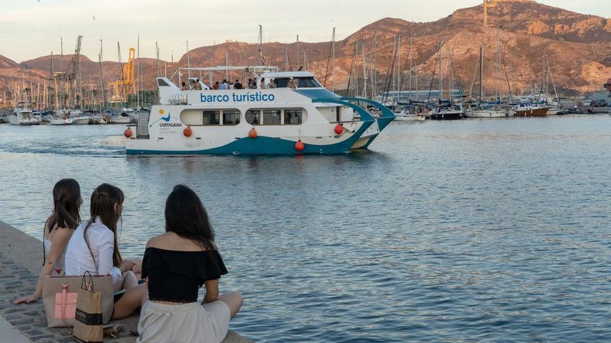 Música al atardecer desde el mar, teatro bajo la luz de la luna... Estos y otros planes de verano en Cartagena