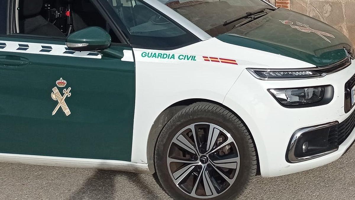 La Guardia Civil practicó los arrestos.
