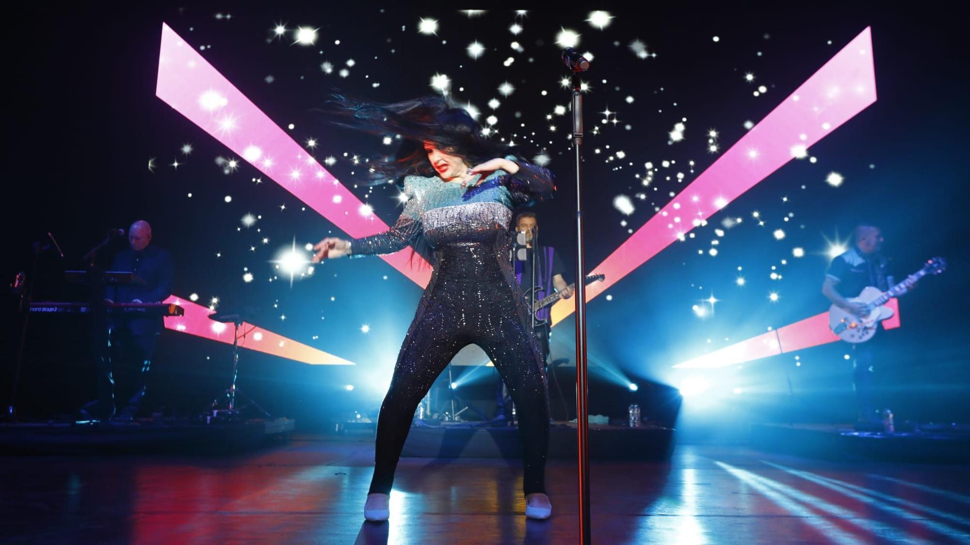 FOTOGALERÍA | Las mejores imágenes del concierto de Fangoria este sábado