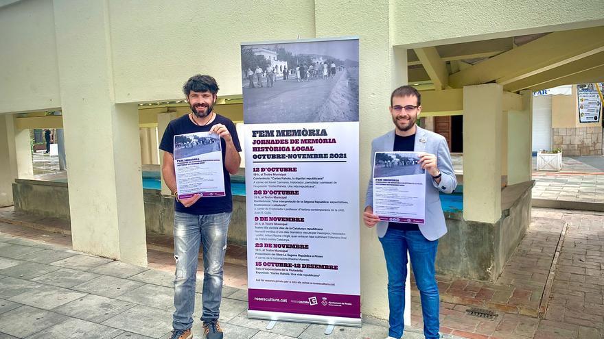 Roses programa una nova edició de les jornades de memòria històrica local posant al centre la Segona República