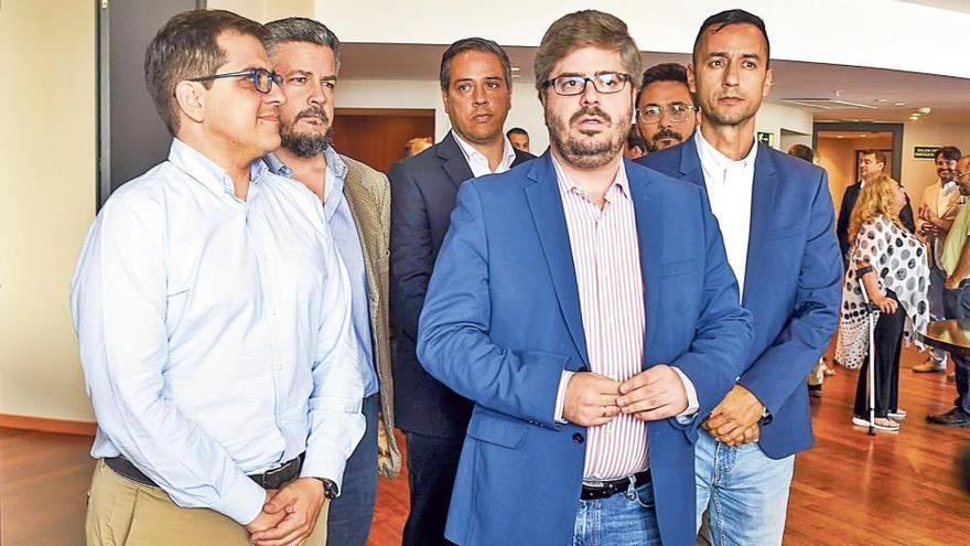 Ciudadanos hace limpia en Canarias y nombra una gestora