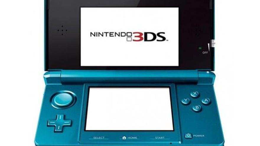 La Nintendo 3DS saldrá a la venta en abril por 249 euros