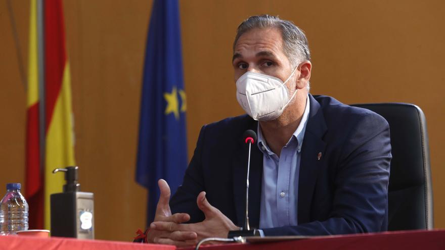 """Víctor Luengo: """"Intentamos  tener los mejores maestros para tener los mejores alumnos"""""""