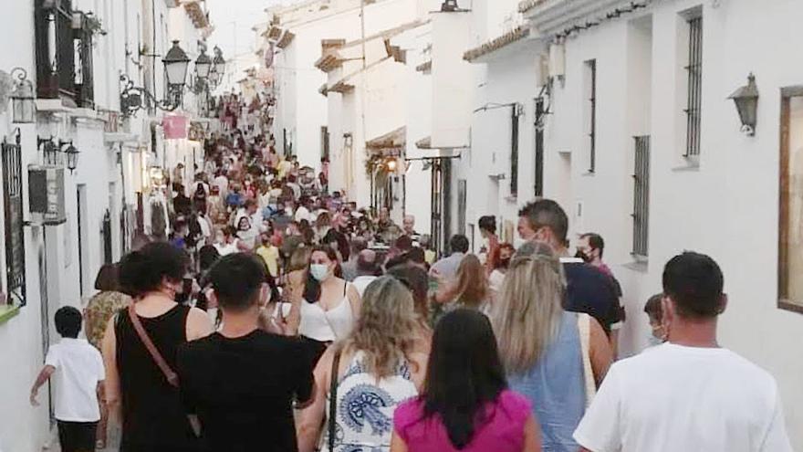 Altea supera el 92 por ciento de ocupación turística durante agosto
