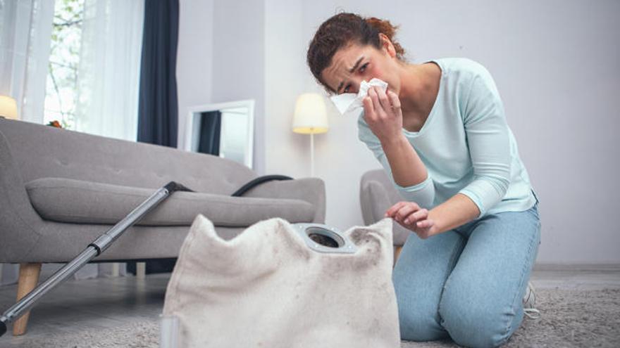 ¿Es lo mismo la alergia al polvo que a los ácaros?