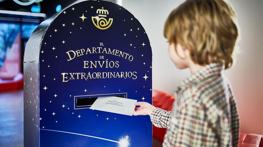 18 buzones en la Región para que los niños manden sus cartas navideñas