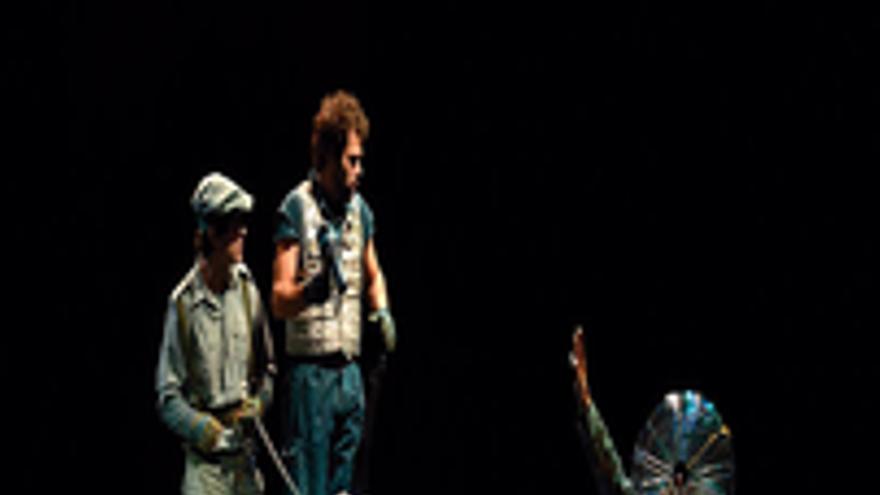El viaje de Ulises