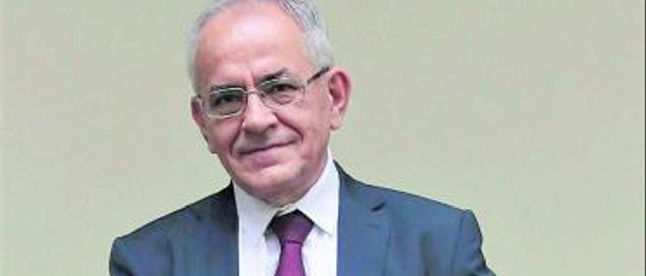 El Comisionado de Transparencia, Daniel Cerdán.