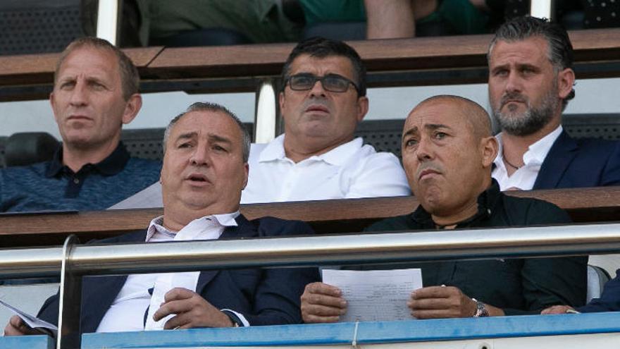 La operación salida de la UD toma cuerpo: Aquilani, Peñalba, Lizoain, Simón, Borja y una sorpresita...