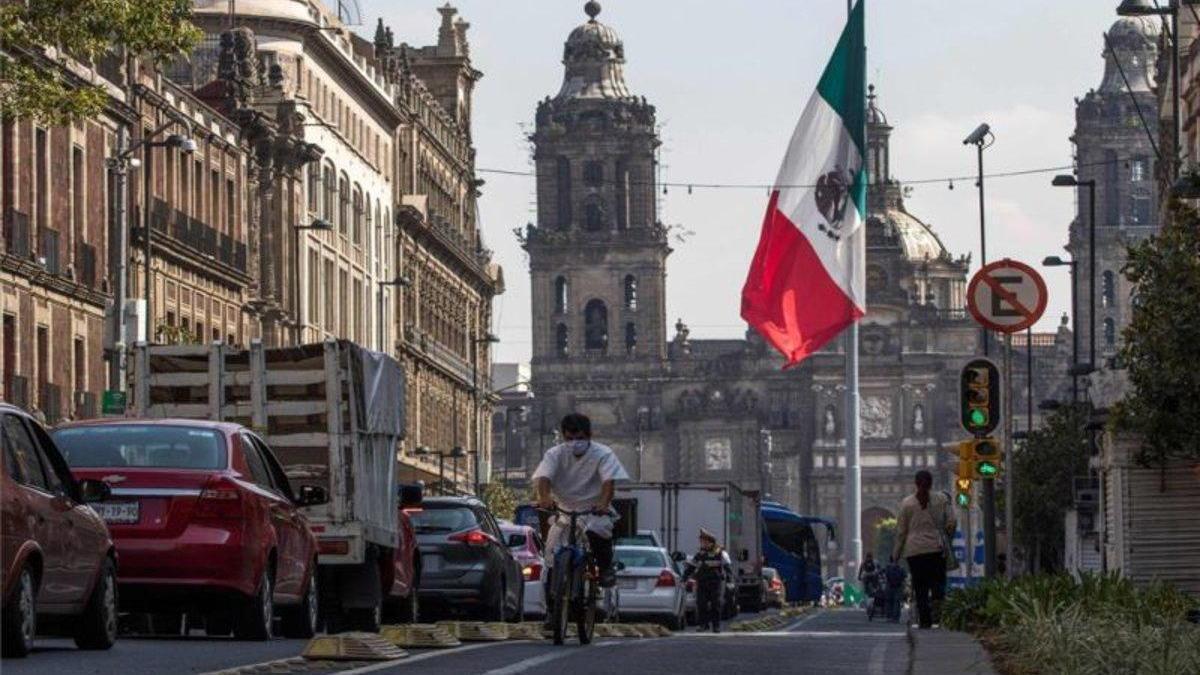 La pandemia sigue golpeando a México y registra 8.438 nuevos casos