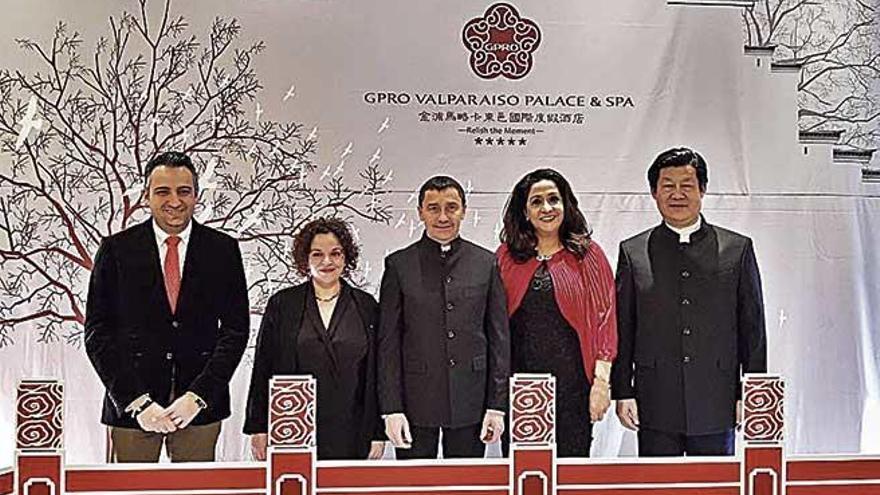El Hotel GPRO Valparaíso celebra la llegada del Año Nuevo Chino