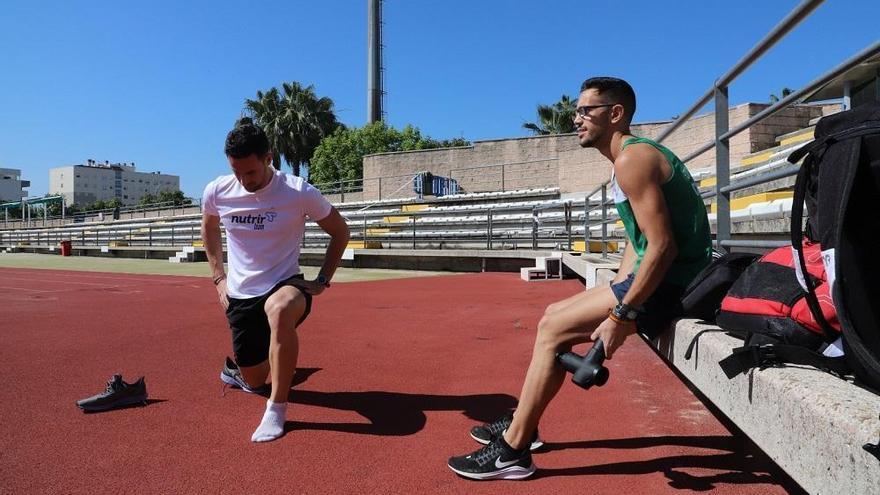 Coronavirus en Córdoba: los atletas se reencuentran con las pistas