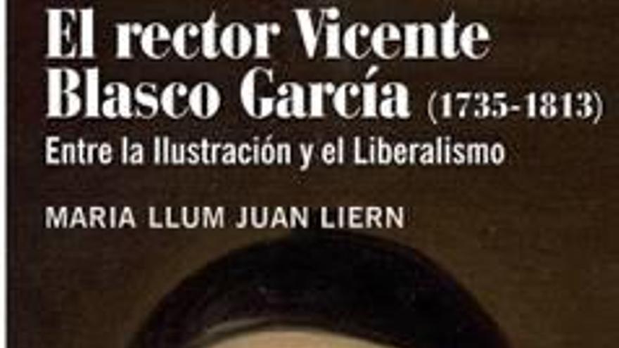 Montesa presenta un llibre sobre el rector de la Universitat i membre de l'Orde Vicent Blasco