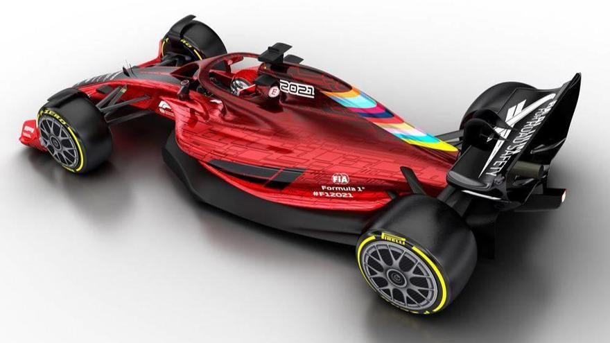 La F1 cambia sus coches... a la espera de Fernando Alonso