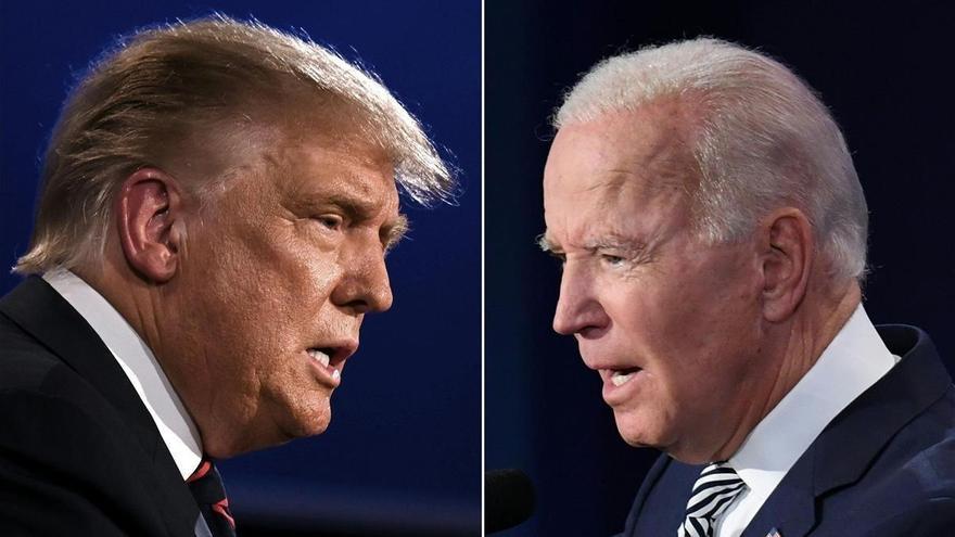 Trump y Biden engrasan las elecciones de EEUU más caras de la historia