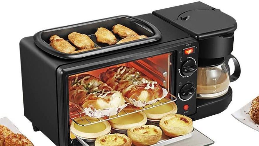 Las mejores máquinas multifunción para hacer un desayuno fuerte de la manera más cómoda