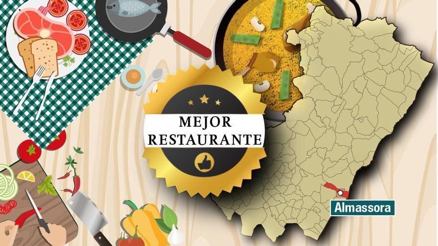 YA PUEDES VOTAR | ¿Cuál es el mejor restaurante de Almassora?