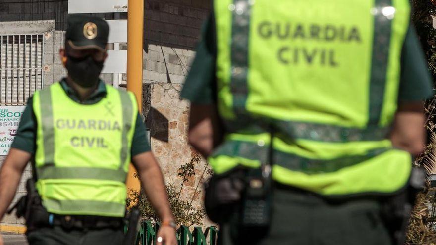 Un vídeo viral de la Guardia Civil en TikTok desata la polémica