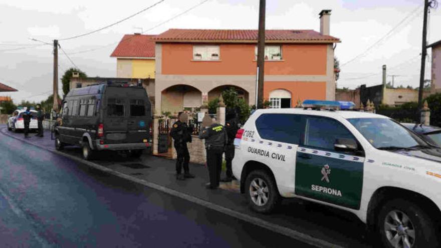"""Golpe al narcotráfico: diez detenidos vinculados al clan de """"los Ferrados"""""""