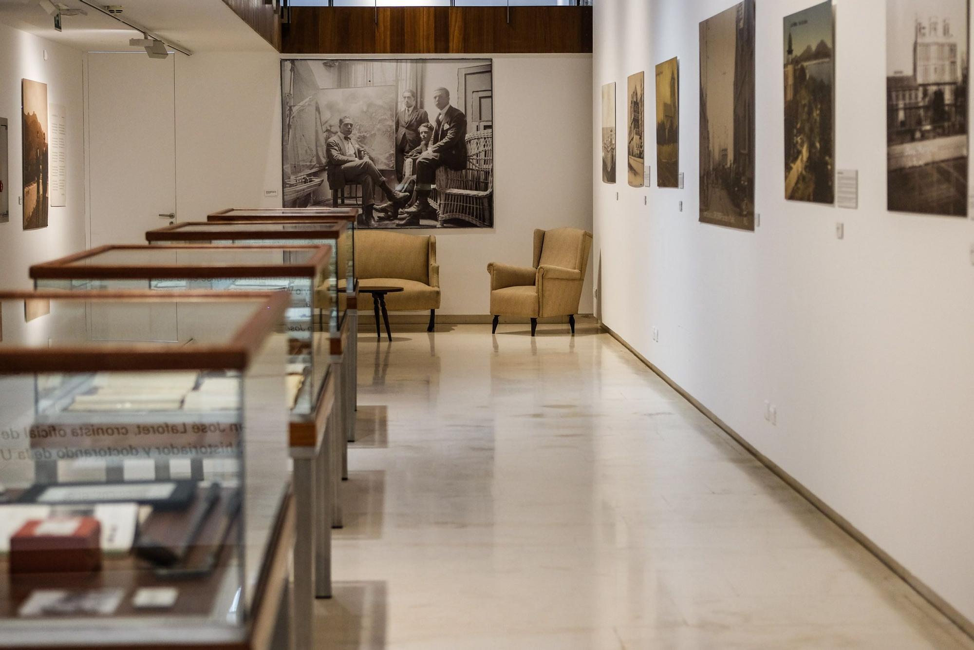Exposición 'La ciudad y los ingleses'