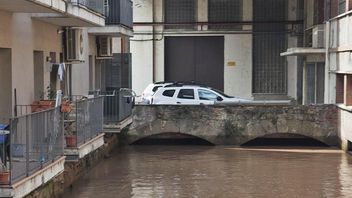 Castellbell preveu un pla d'acció contra les riuades