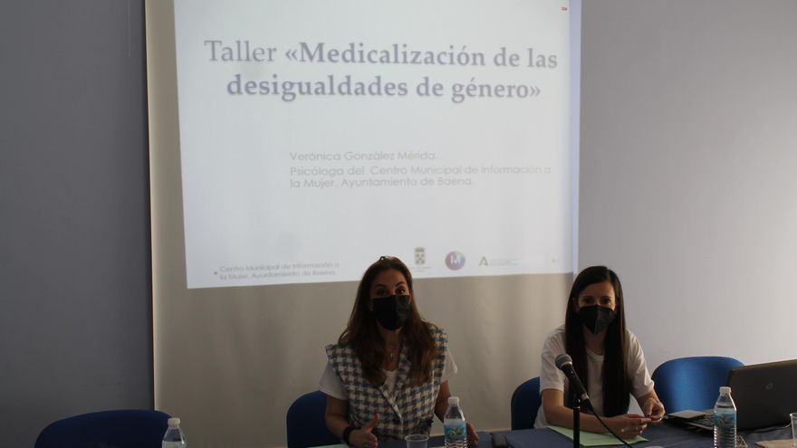 El centro de la mujer de Baena organiza un taller sobre salud y desigualdad de género