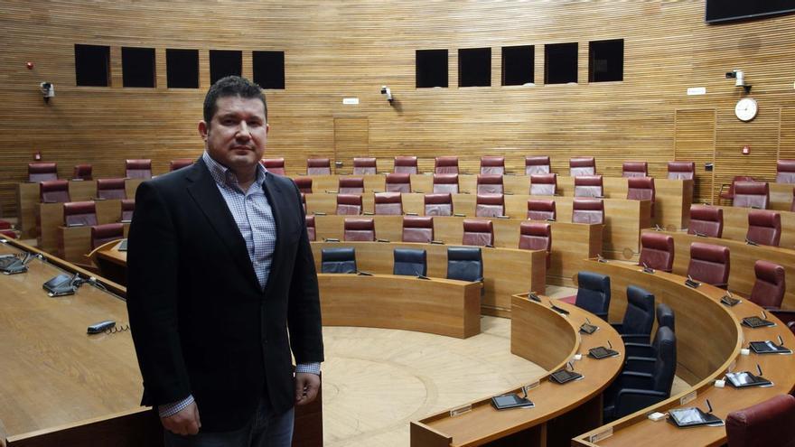 Ciudadanos expulsa a Emilio Argüeso al sospechar que promovía el transfuguismo en el partido
