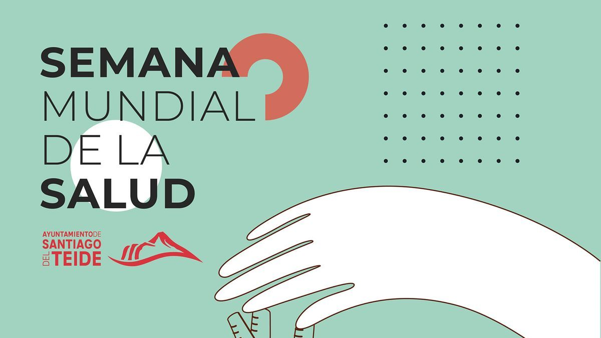 Santiago del Teide organiza una nueva edición de la Semana de la Salud 2021