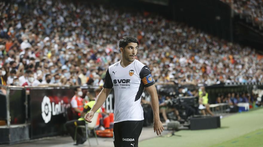 Así está la situación de los lesionados en el Valencia CF