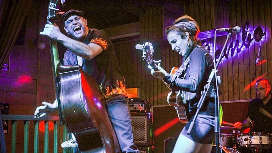 Lucky Dados y La Perra Blanco  encabezan el Big Bang Festival
