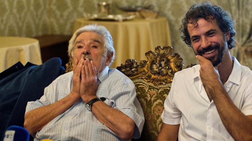 """Mujica, en la Mostra: """"Lo importante de la vida es el mañana"""""""