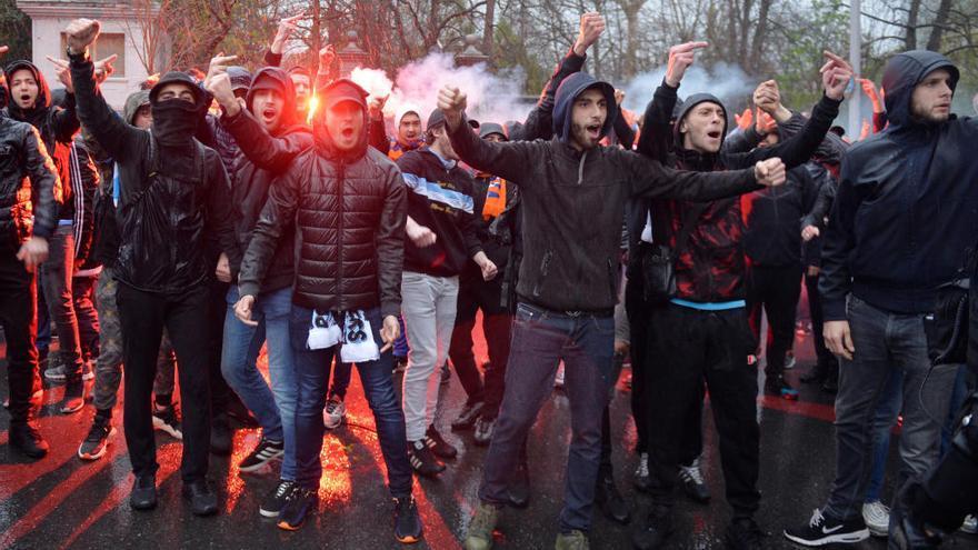 El Athletic de Bilbao se consume en Europa