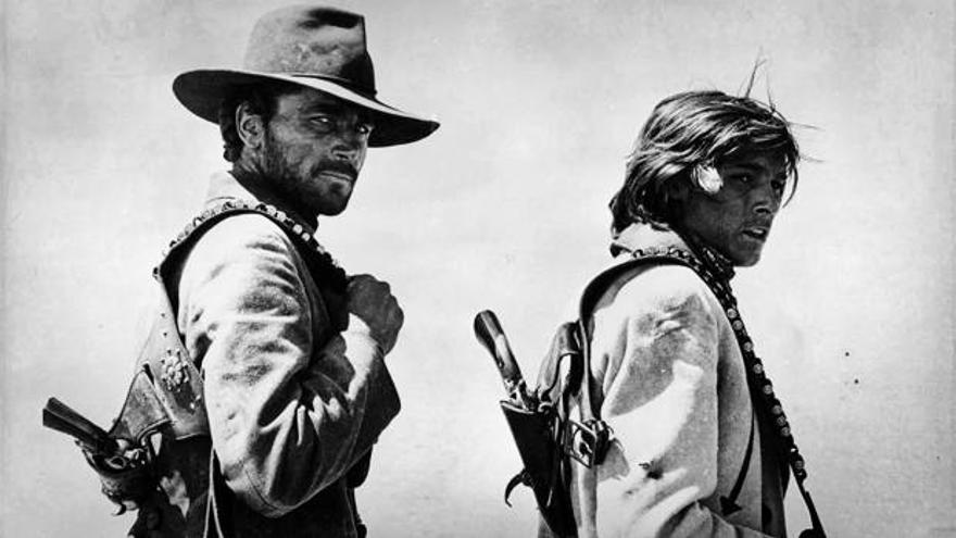 Así suena el spaghetti western - Django