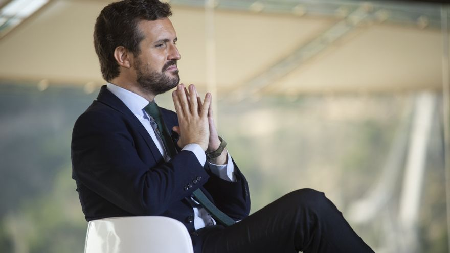 El PSOE descarta llamar a Casado a la comisión de la Kitchen como pide Podemos