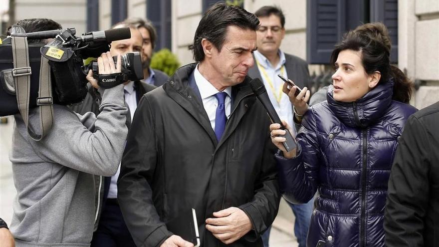 José Manuel Soria dimite como ministro de Industria en funciones