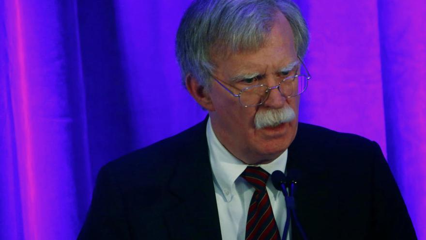 EEUU amenaza con sanciones al Tribunal Penal Internacional