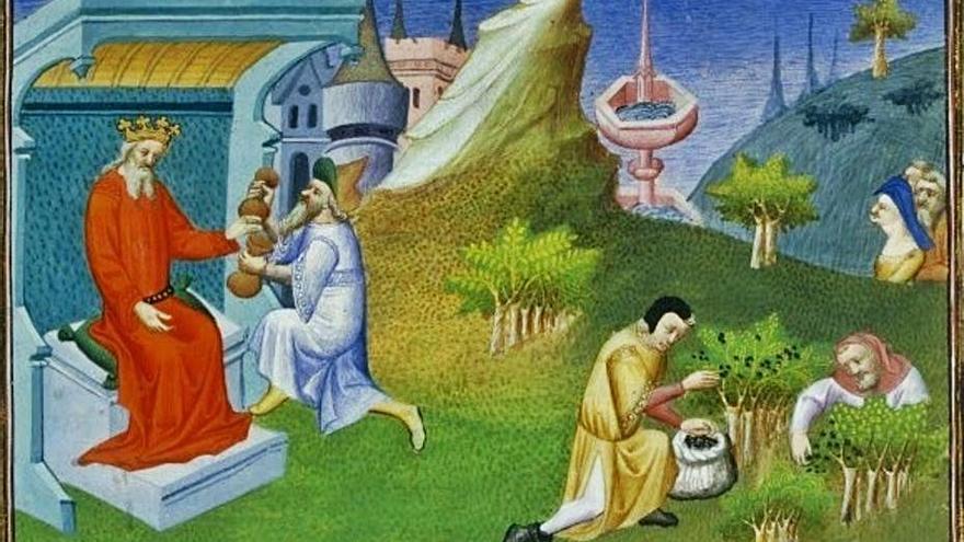 Giovanni da Pian del Carpine: nunca pudo hablar con los pájaros