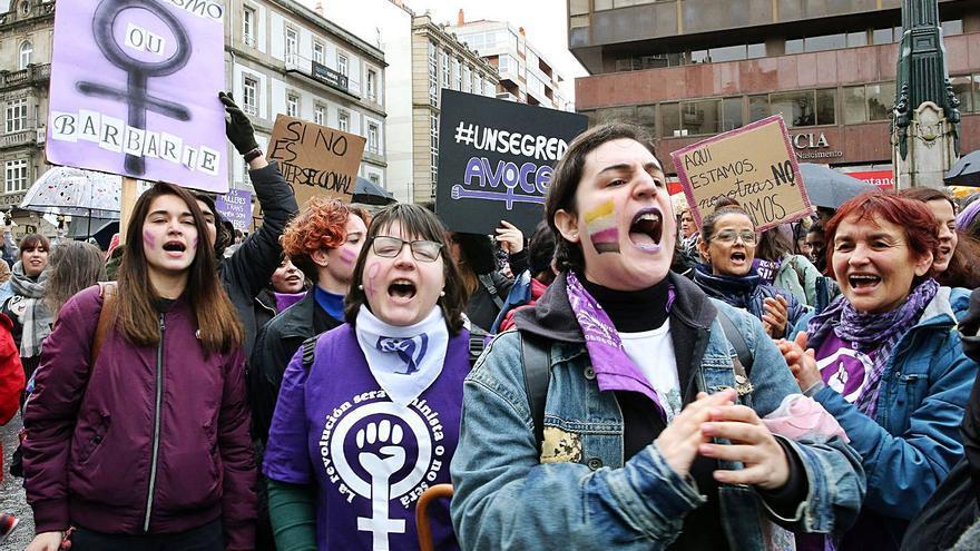 Vigo tendrá su manifestación el 8M