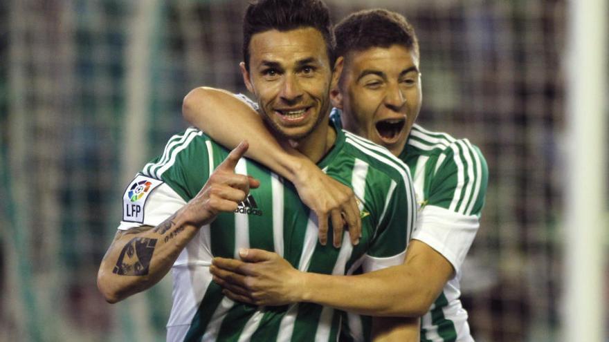 Rubén Castro se va cedido a un equipo chino