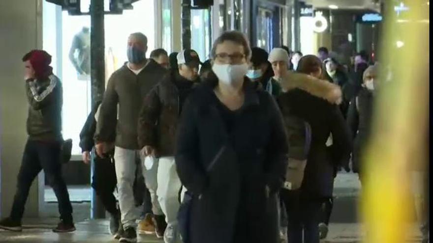 Alemania notifica 1.129 muertos en un día, cifra máxima de la pandemia