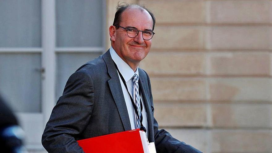 L'alcalde de Prada, Jean Castex, primer ministre francès