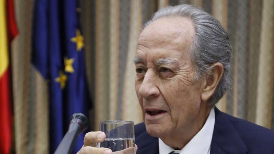Villar Mir y López Madrid niegan donaciones al PP