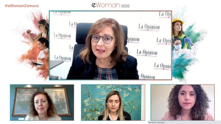 eWoman Zamora: Pasión y trabajo como claves del éxito