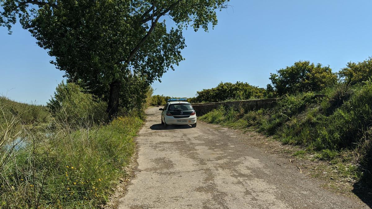 La fallecida apareció en la zona del Clot de Burriana.