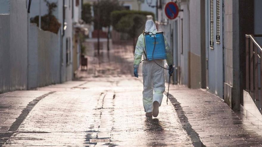 Un modelo matemático prevé que España pase en breve de 90.000 contagiados