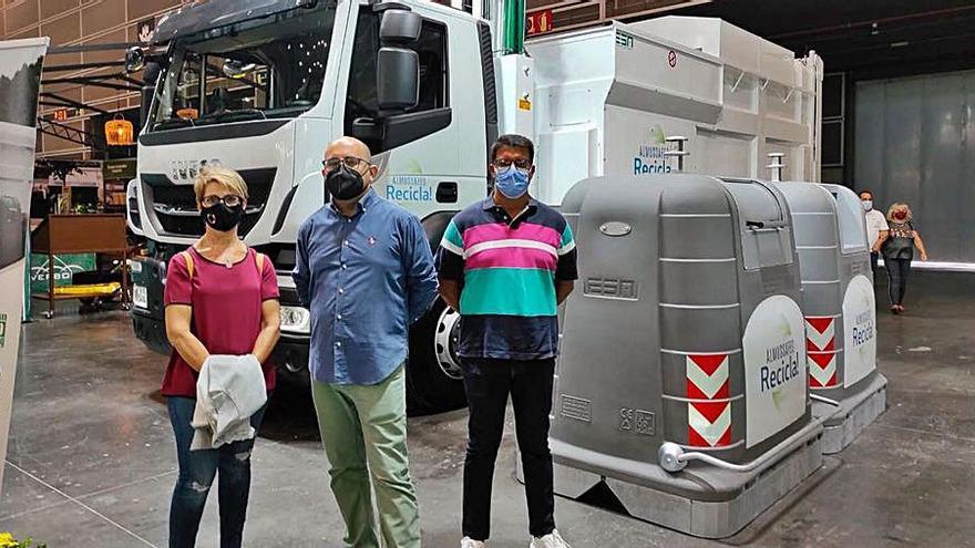 Novelda prepara un nuevo contrato de residuos por 22 millones durante 10 años