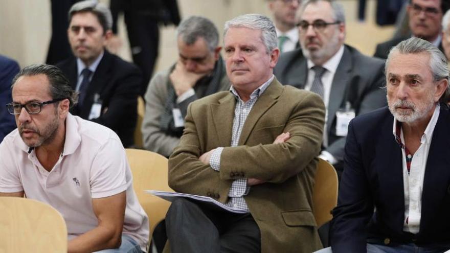 Suspenen fins divendres el judici pel finançament il·legal del PP de València